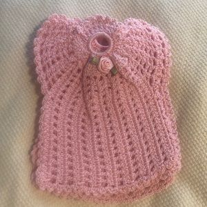 Accessories - Pink Crocheted Angel 😇💗 (11)